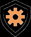 BuzzCircuit Lock Logo